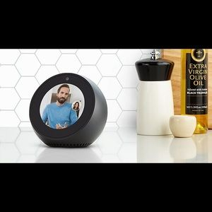 NWT Amazon Echo Spot - Black